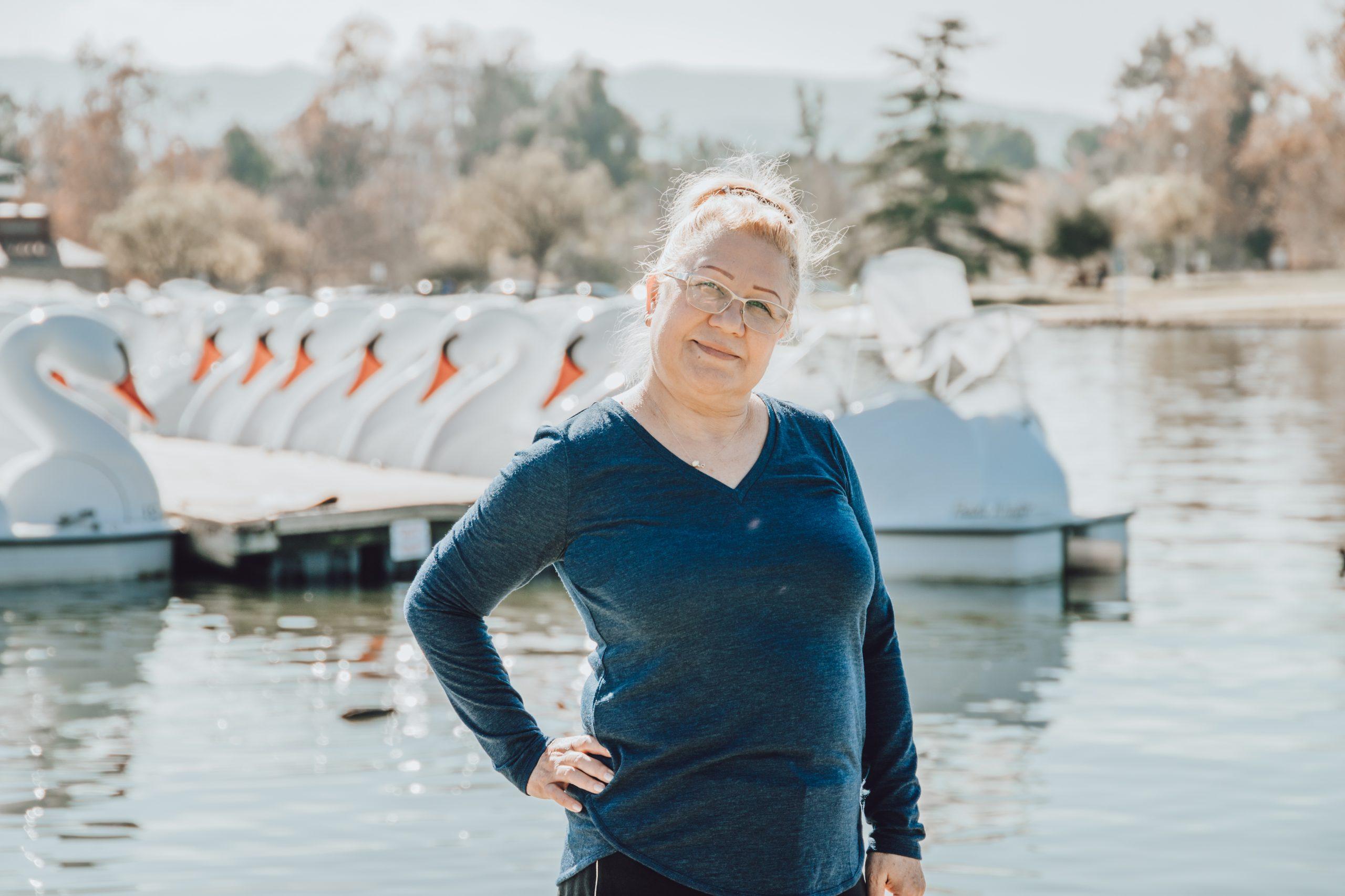 lake balboa portrait photography