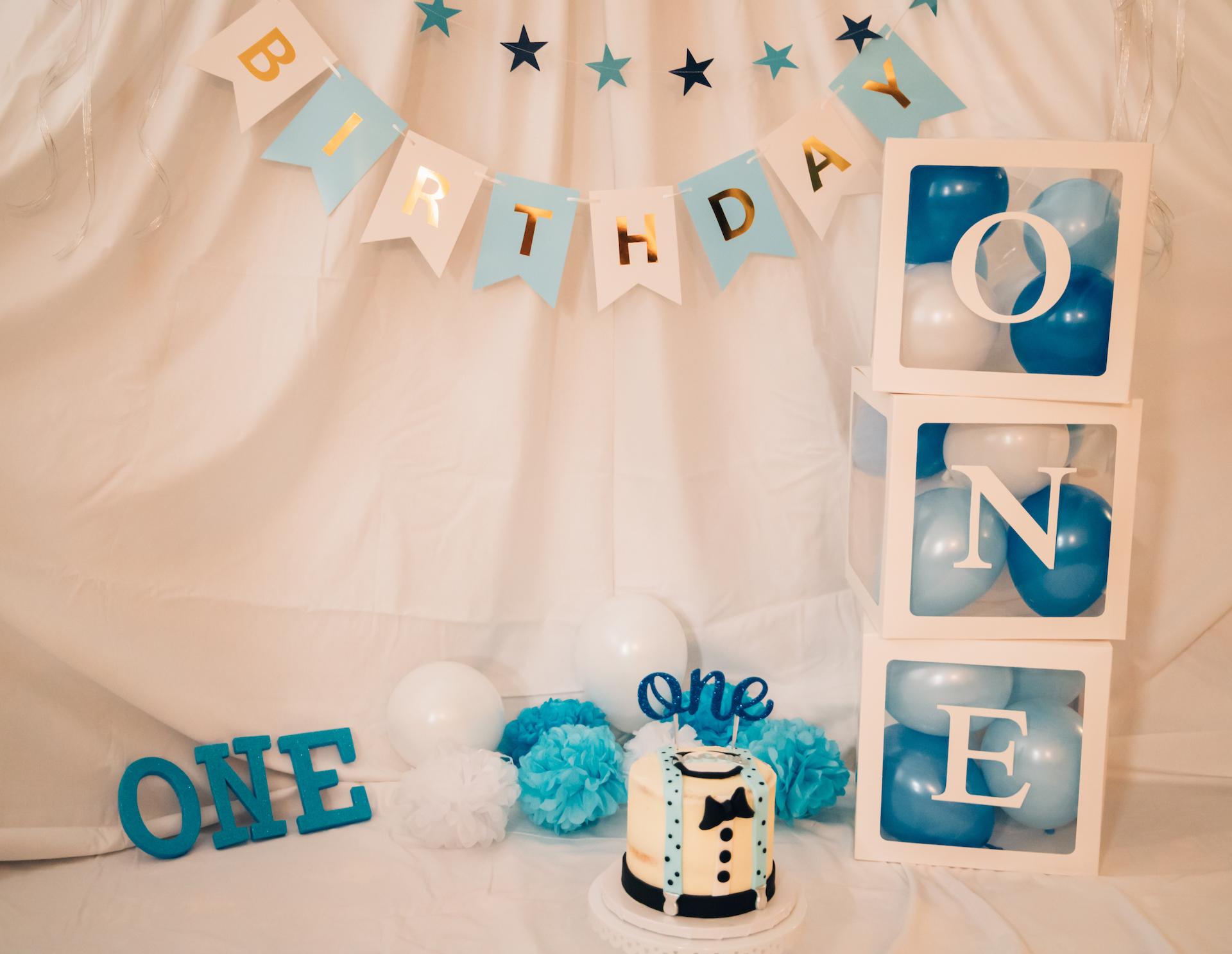 mr onederful first birthday cake smash