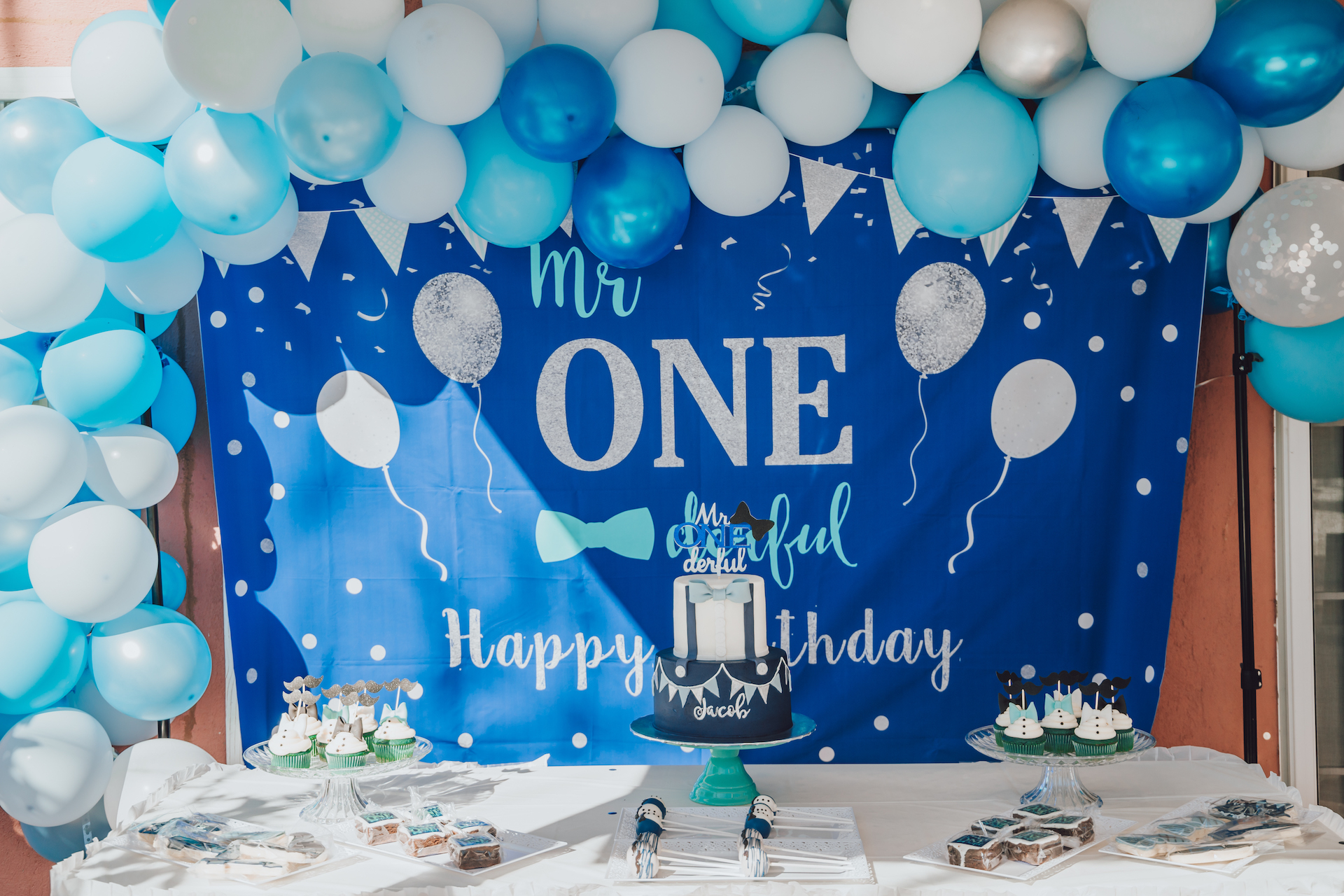 mr onederful first birthday