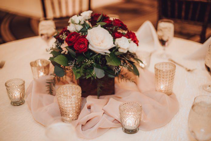 hyatt valencia wedding reception