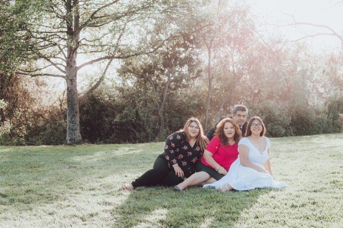 vista hermosa park family photos