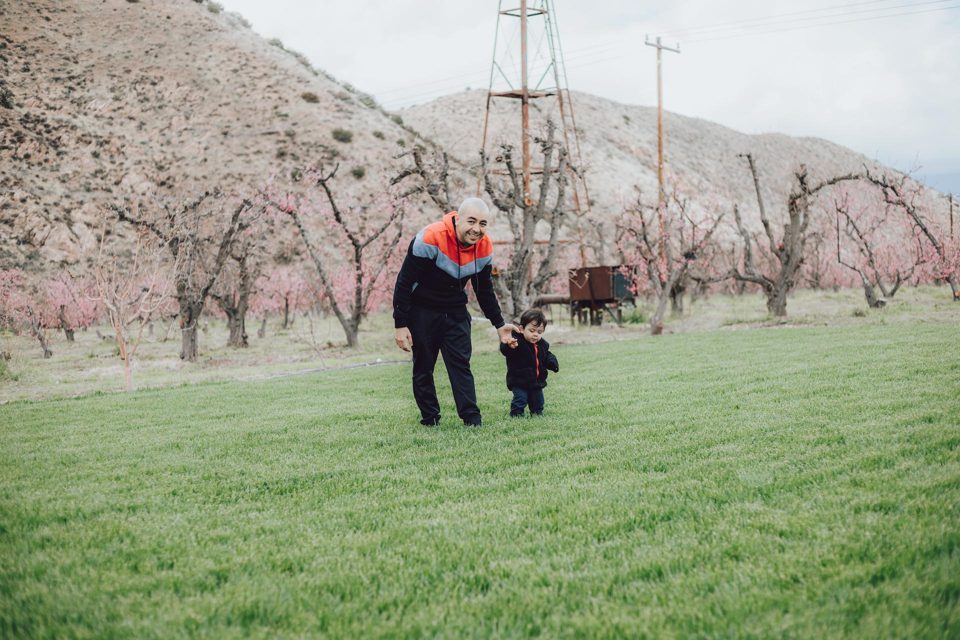 bloom ranch acton family photos