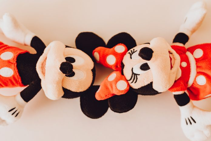 mickey mouse minney mouse