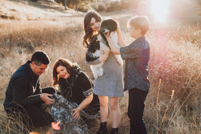 valencia summit park family photos