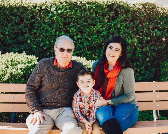 pacific crest family photos Santa Clarita valencia