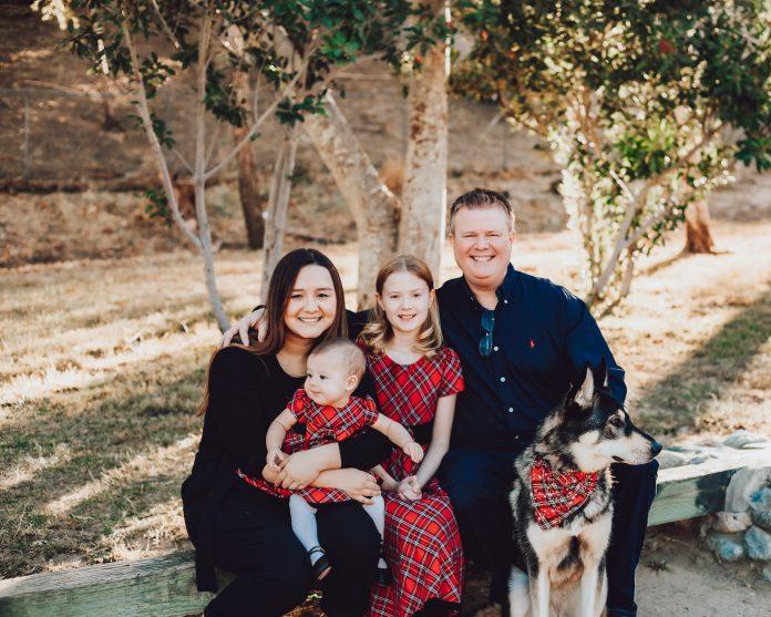 omelveny park family photos Granada Hills